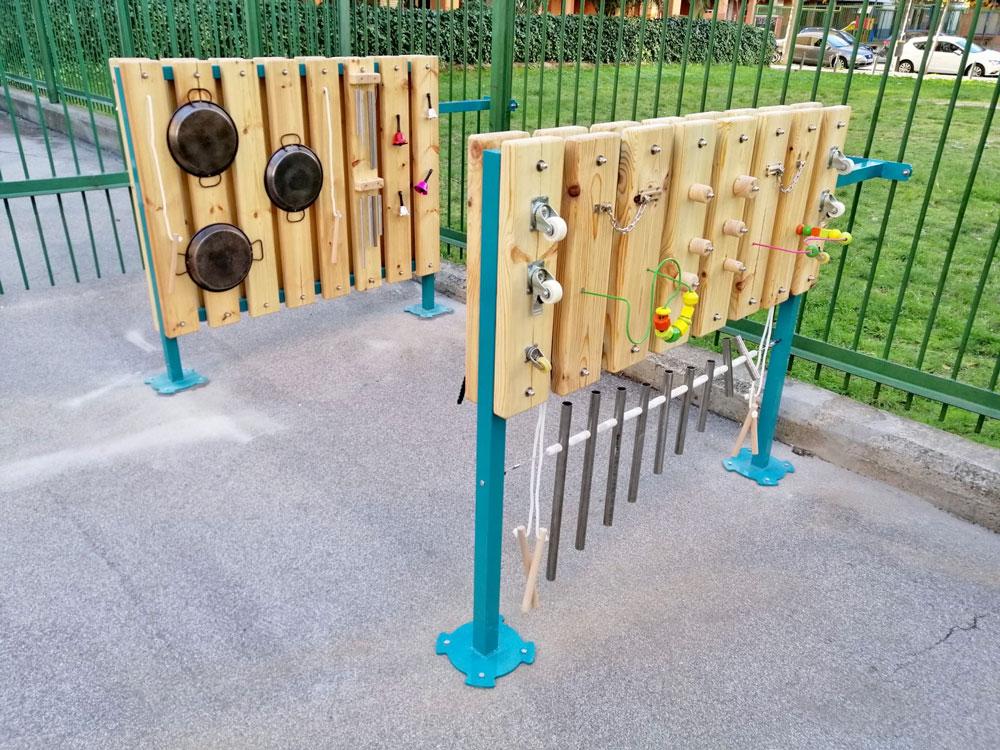 Un patio para soñar | Diseño y construcción de un recreo vivible