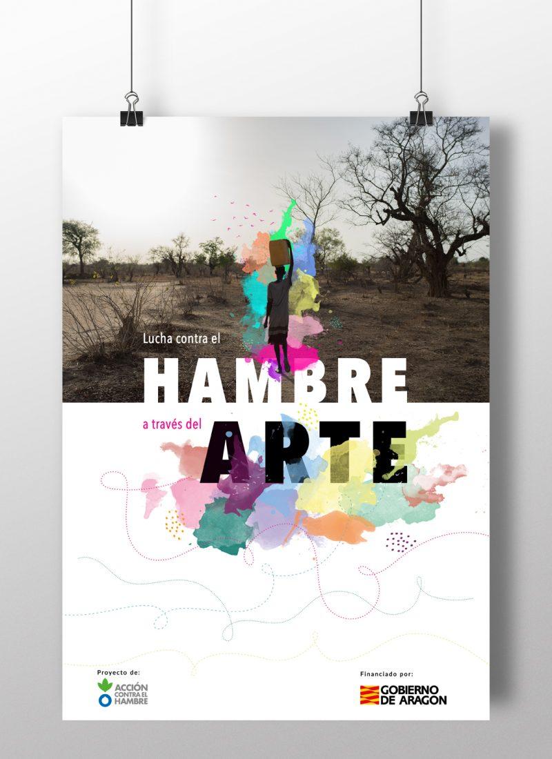Generación No Hunger 2017 | Diseño gráfico