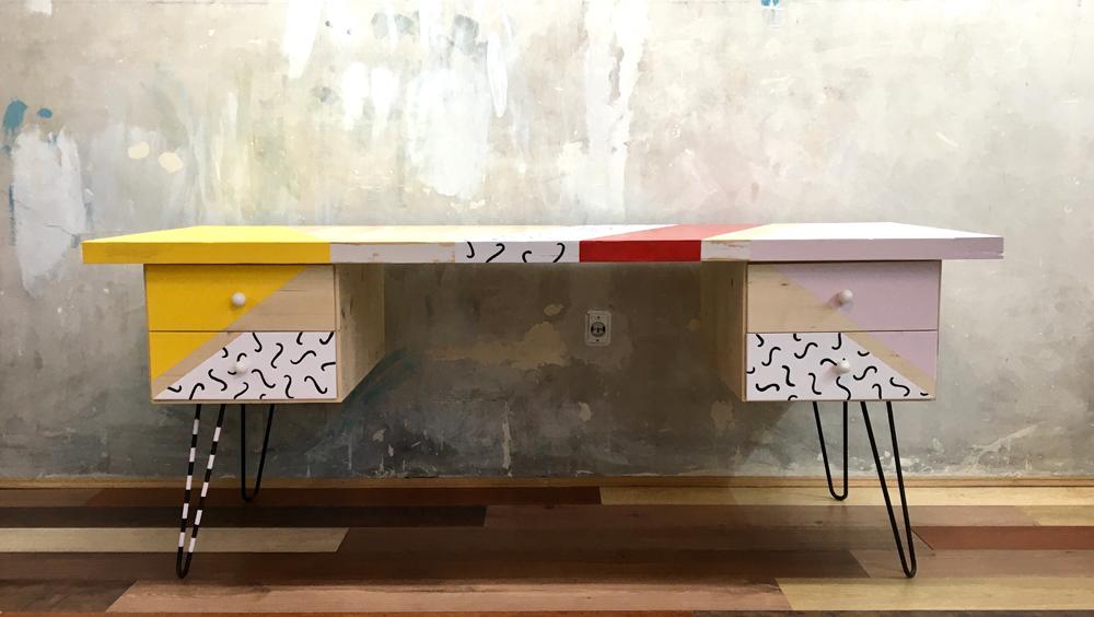 Mesa Memphis | Creación de mobiliario