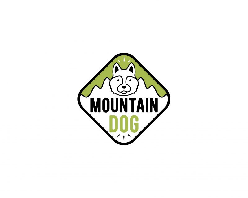Logotipo arneses perro