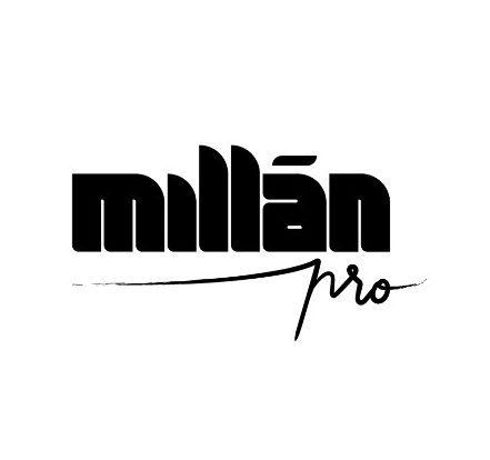 Millán Pro | Diseño identidad gráfica