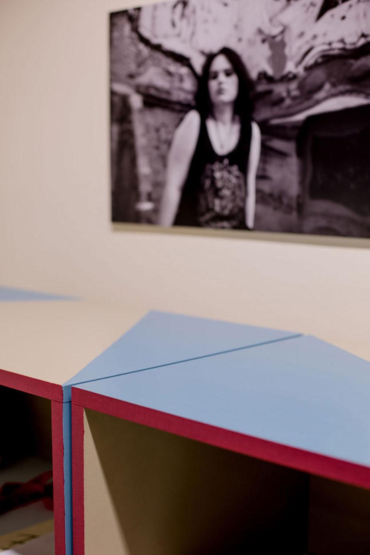 Diseño interiores mobiliario reciclado y pales