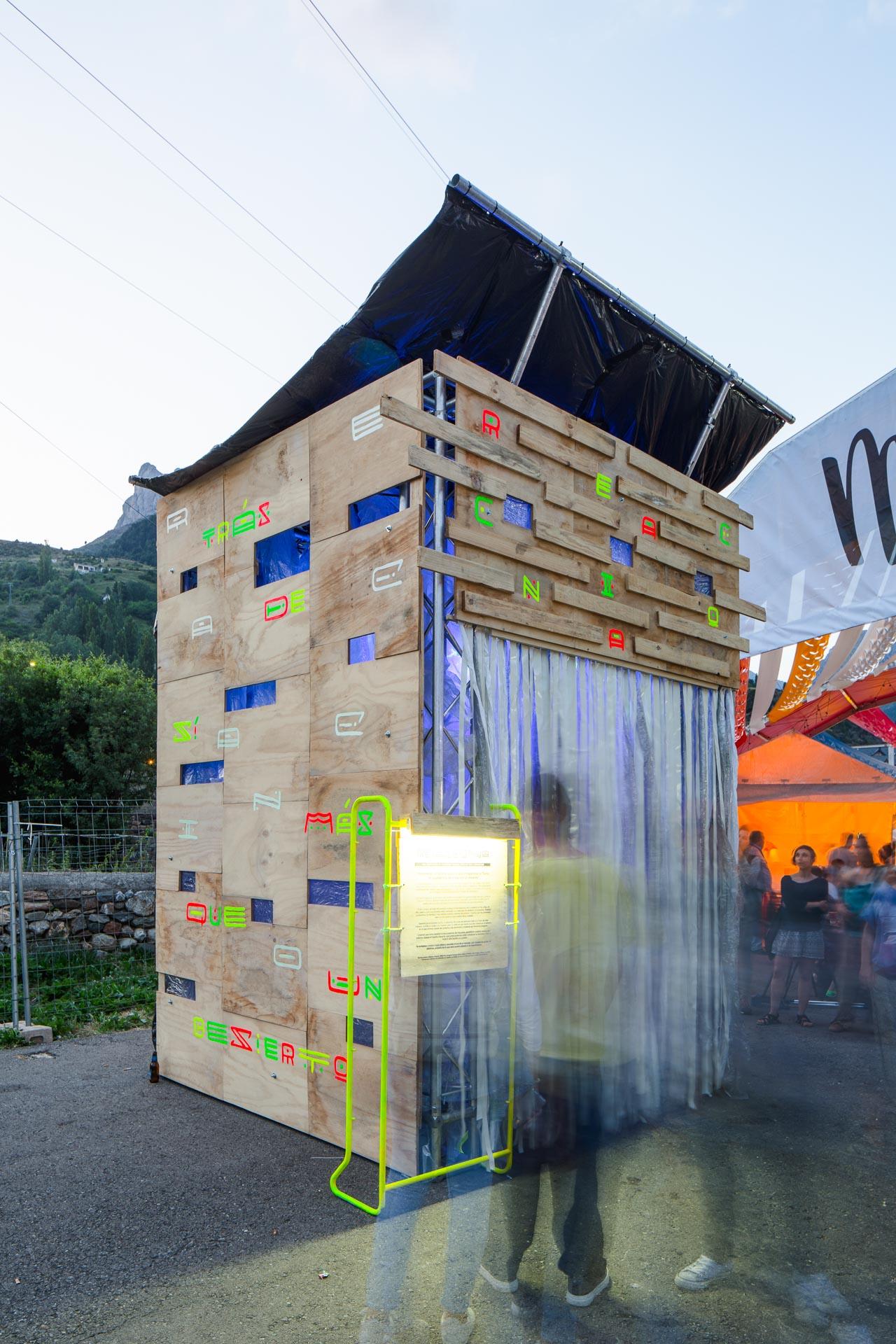 Reacciona | Instalación ecologista para Pirineos Sur