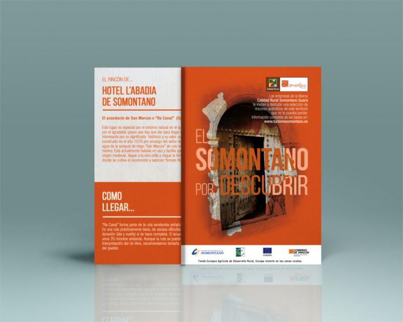 El Somontano por descubrir | Campaña para fomentar el turismo en el Somontano