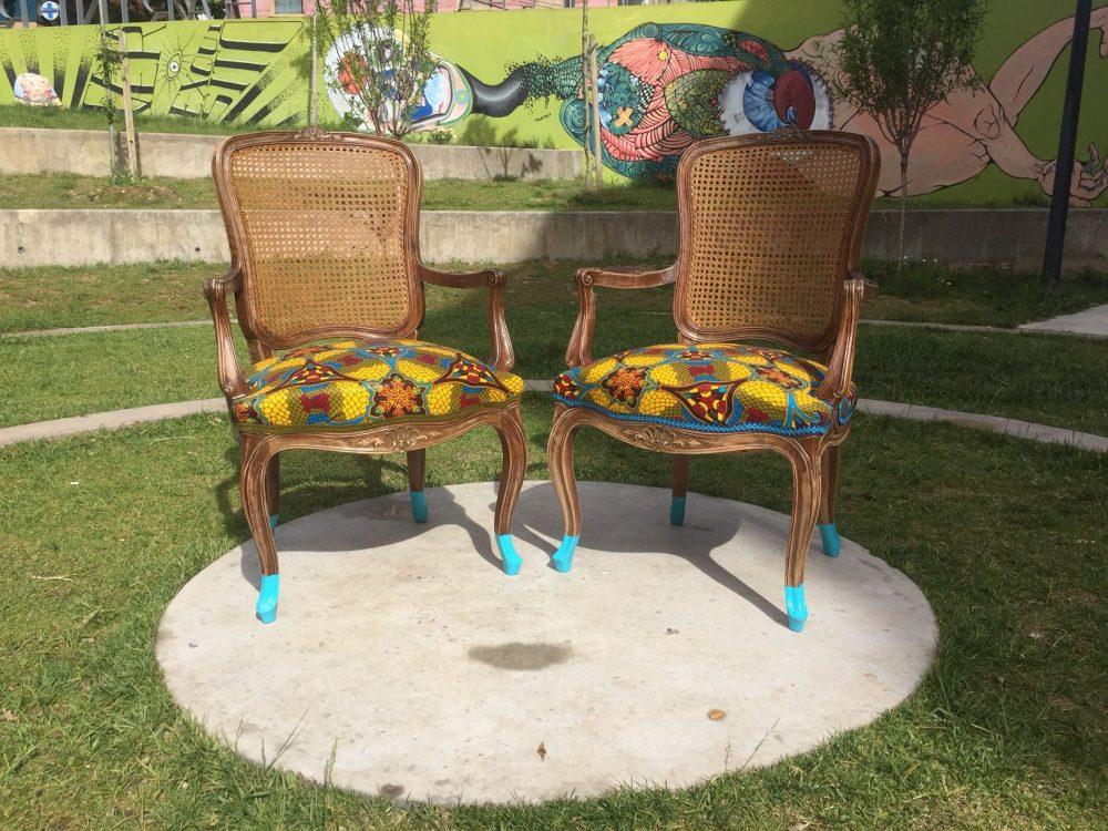 Transmuebles | Proyecto social de creación de mobiliario