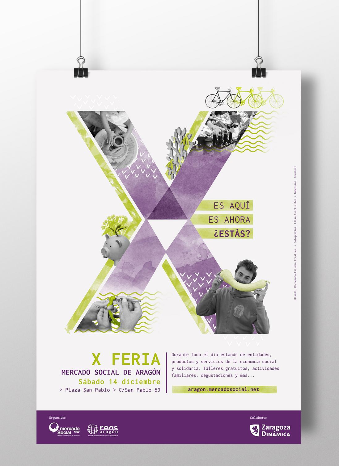 Diseño gráfico por Recreando Estudio Creativo