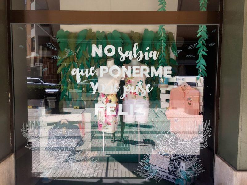 LETTERING PARA DINAMIZAR EL COMERCIO DE PROXIMIDAD